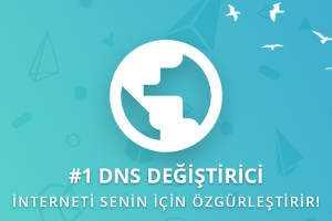 DNS DEĞİŞTİRİCİ PROJEM TÜM KAYNAK KODLARIYLA CODECANYON'DA! :)